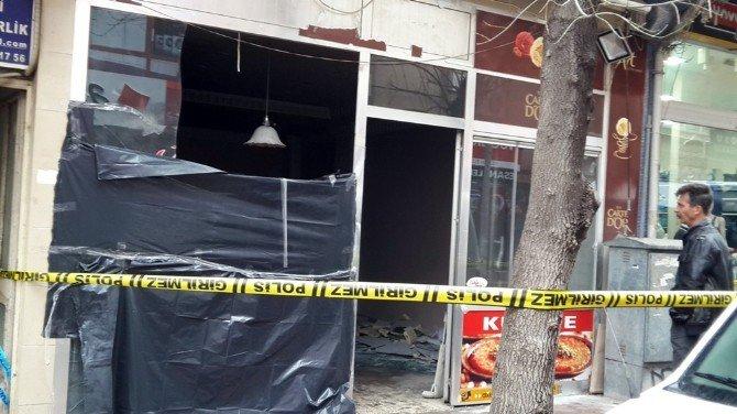 Canlı Bomba Saldırısını Planlayan Terörist Vahit Ayçil'in Amcasına Ait İşyeri Boşaltıldı