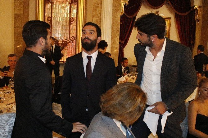 Barcelonalı Arda Antalya'da Nikah Şahidi Oldu
