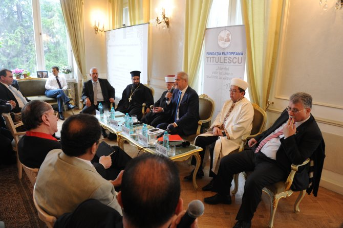 Romanya'da terör olayları kınandı