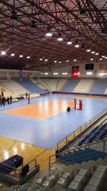 Avrupa Voleybol Şampiyonası Tokat'ta Yapılacak