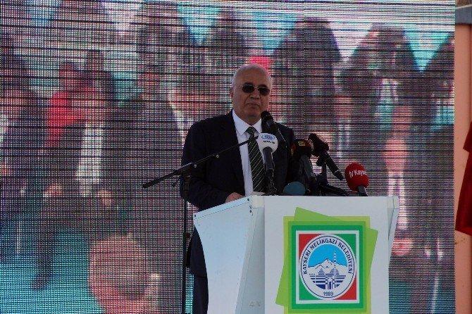 Ekonomi Bakanı Mustafa Elitaş'ın Kayseri Temasları