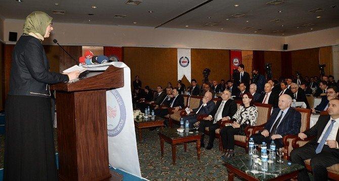 Bakan Ramazanoğlu Erzurum'da