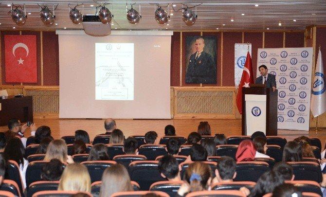 BÜ'de Tıbbi Kayıtların Hukuksal Önemi Anlatıldı