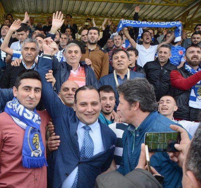 Bb Erzurumspor Düzyurt Maçına Odaklandı