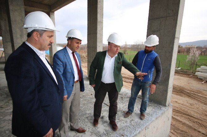Beyşehir Kültür Merkezine Kavuşuyor