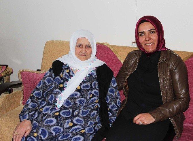 Daşdemir'den Yaşlılara Ziyaret