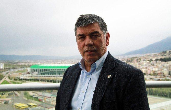 Bursaspor, Şampiyonlar Ligi Finalini Timsah Arena'ya İstiyor