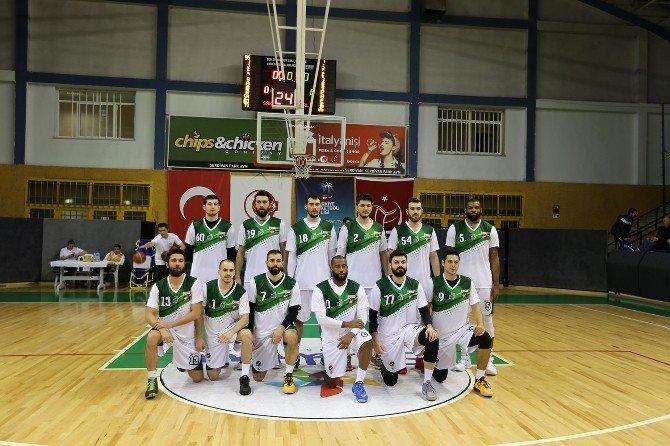 Büyükşehir Basket Kritik Maça Çıkıyor
