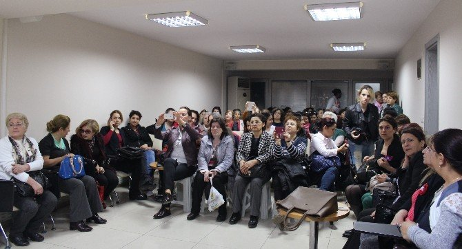 CHP'li Kadınlar, Çocuk İstismarını Protesto Etti