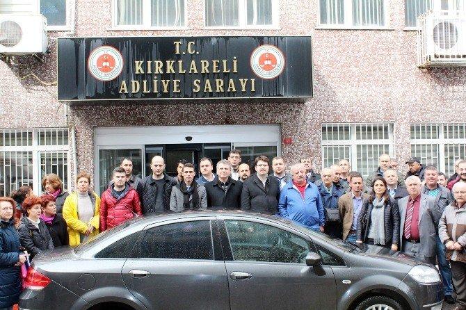 CHP Kırklareli İl Gençlik Kolları, Karaman'daki İstismar İddialarına İlişkin Suç Duyurusunda Bulundu