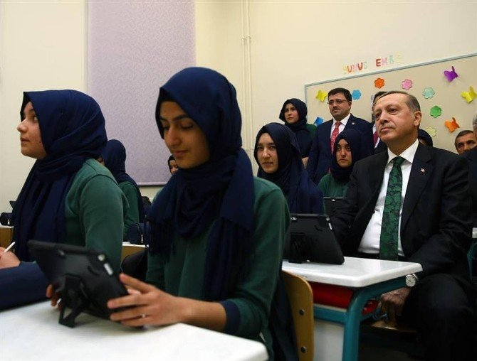 Cumhurbaşkanı Erdoğan Yozgat'tan Ayrıldı