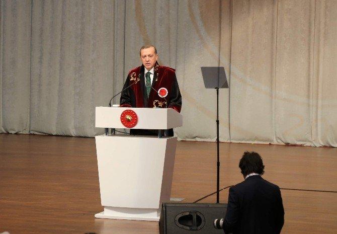 """Cumhurbaşkanı Erdoğan: """"İsimleri Ne Olursa Olsun Bütün Terör Örgütleri Aynı"""""""