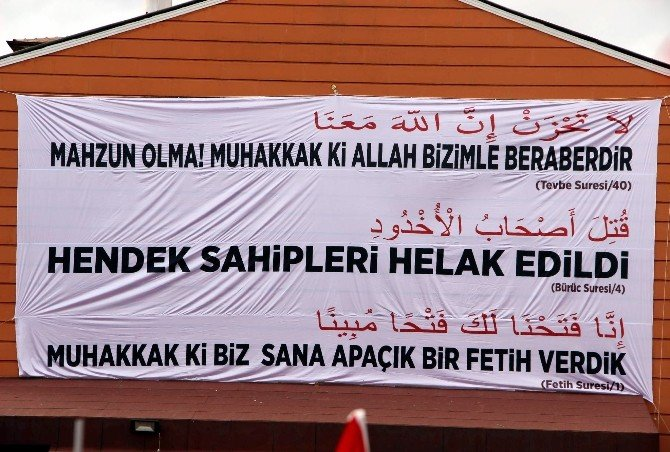 """Cumhurbaşkanı Erdoğan: """"Sonuna Kadar Bu Devam Edecek"""""""