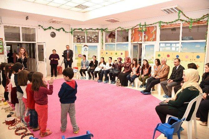 Minik Öğrencilere Çevre Eğitimi