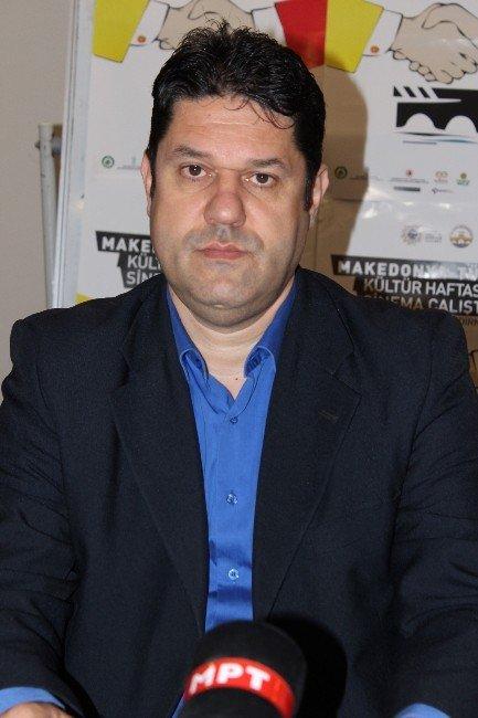 Makedonlar Sinema İçin Edirne'de