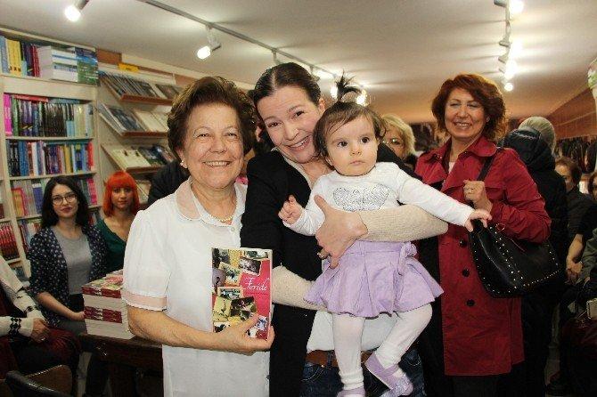 Hale Caneroğlu, Annesinin Yazdığı Kitabı Okuyamadı