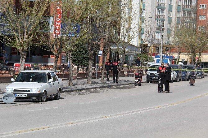 Eskişehir'de Şüpheli Araç Paniği