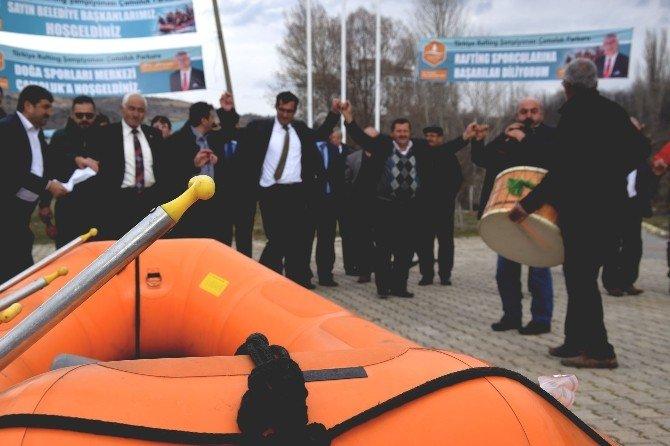 Rafting Türkiye Şampiyonası Giresun'da Başladı