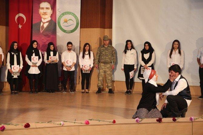 Çanakkale Zaferi'nin 101. Yıl Dönümü Ve İstiklal Marşı'nın Kabulü