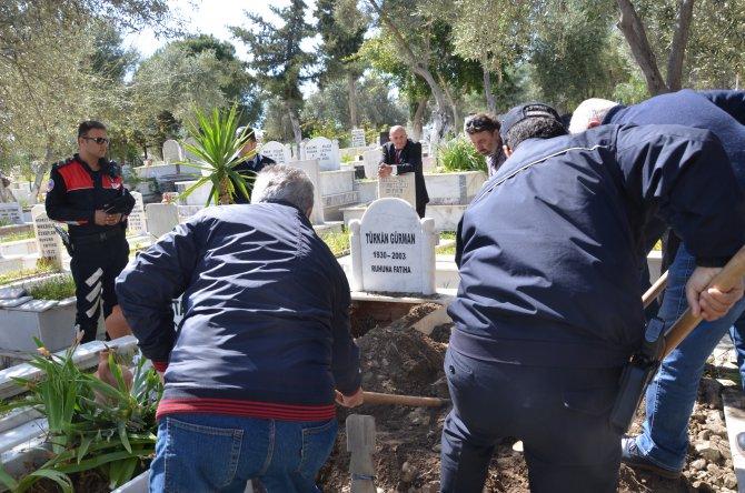 Emekli İstihbarat Daire Başkanı Gürman toprağa verildi