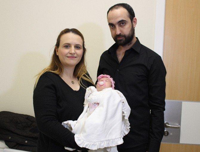 Anüssüz Doğdu, Nadir Görülen Hastalıktan Kurtuldu