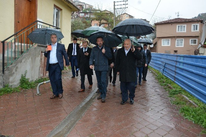 Başkan Doğan, Mahalle Turuna Devam Ediyor