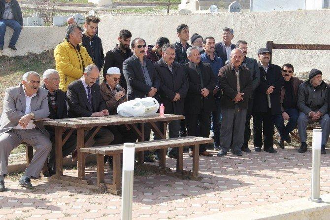 7 Yıl Önce Helikopter Kazasında Ölenler Mezarları Başında Anıldı