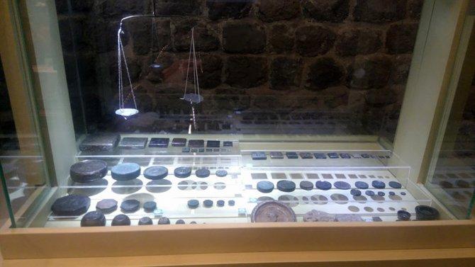 Ticaretin tarihi Selçuklu Müzesi'nde