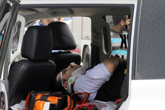 Kantardan Kaçan Kamyon Dehşet Saçtı: 9 Yaralı