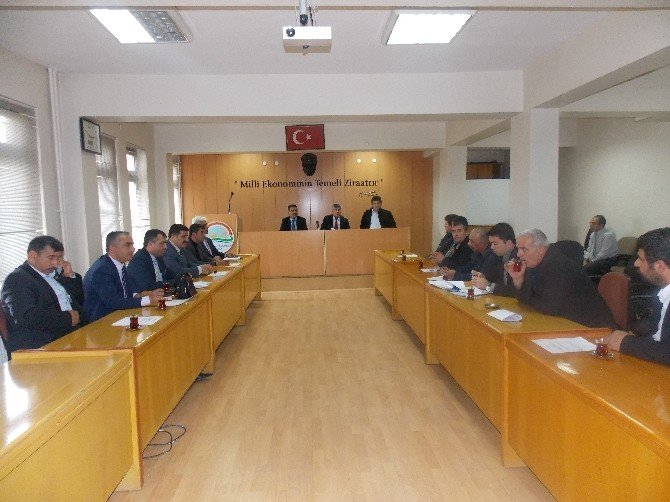 Koordinasyon Ve Sektörel Ortak Akıl Toplantısı Hazırlığı Başladı