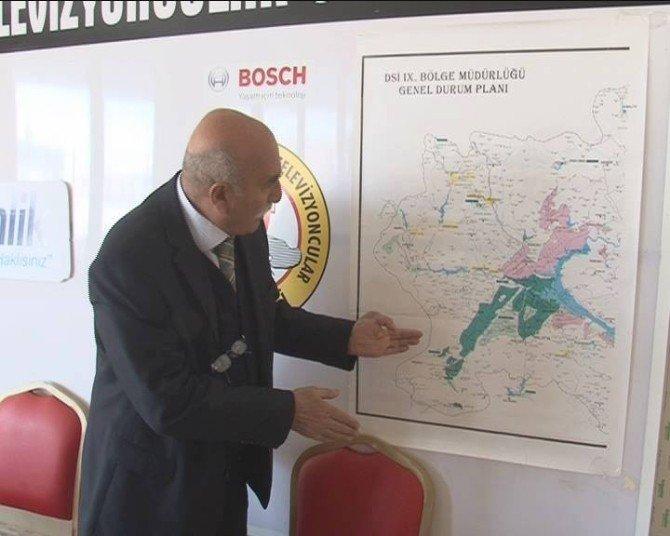 Karani, Kayısı Ve Boztepe Barajı Hakkında Açıklama Yaptı