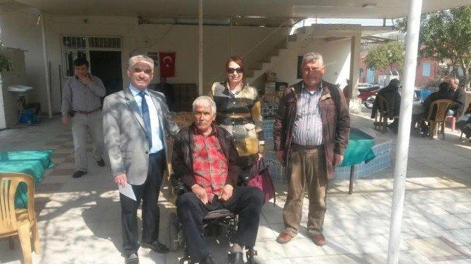 Büyükşehire Engelli Vatandaşlardan Gönülden Teşekkür