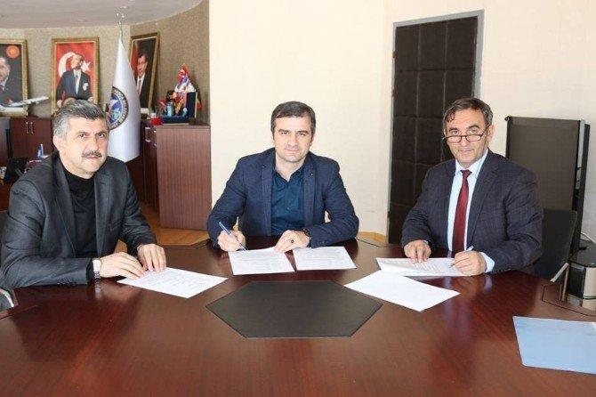 Belediye Ve Orman İşletme Müdürlüğü Karşılıklı Sözleşme İmzaladı