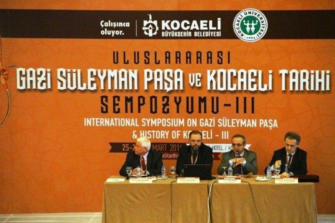 Türkiye'nin En Büyük Yerel Tarih Sempozyumu Başladı