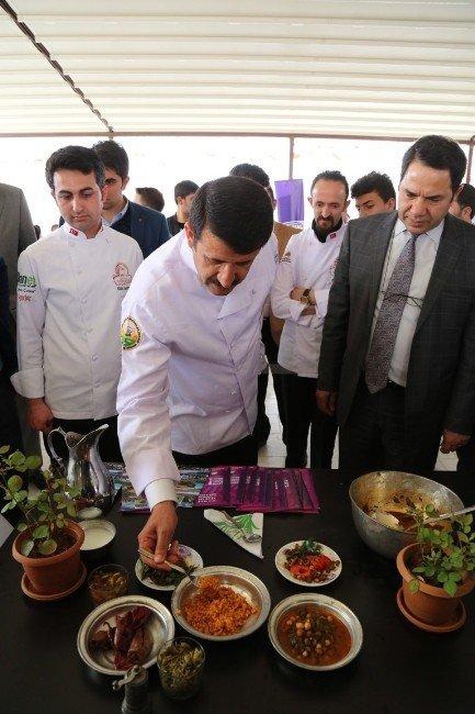 Eyyübiye Belediyesi'nin Ödüllü Yemek Yarışması Başladı