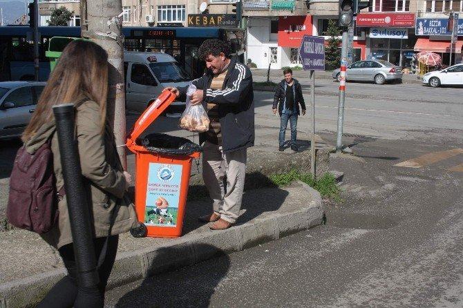 Trabzon'da Bayat Ekmekler Hayvanlara Yem Olacak
