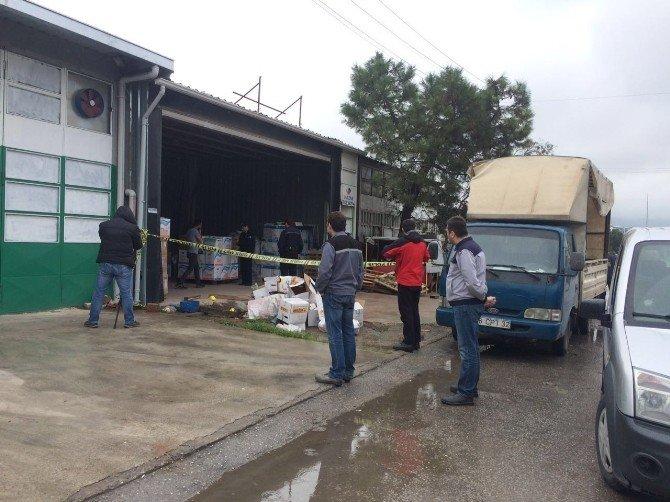 Bursa'da Silahlı Saldırı