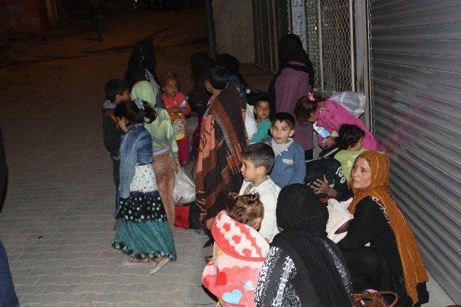 20 Kişilik Suriyeli Hakkari'ye Geldi
