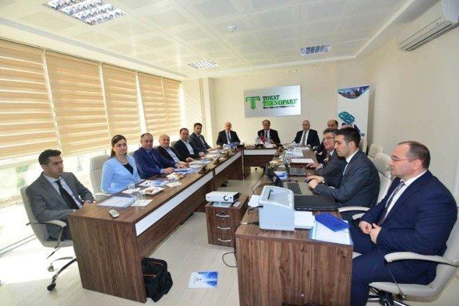 Oka Yönetimi Tokat'ta Toplandı