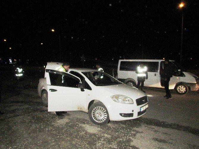 Sandıklı'da Trafik Denetimleri Artırıldı