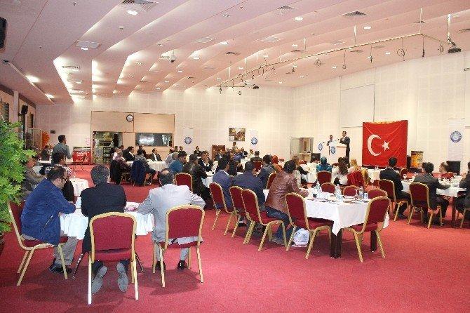 Türk Eğitim Sen'den İstişare Toplantısı