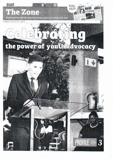 Namibya'nın Genç Liderlerinden Biri, Türkiye'de Burslu Olarak Öğrenim Görüyor