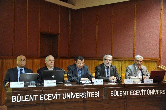 """BEÜ'de """"Sahabe Ve Hadis"""" Konulu Panel Yapıldı"""