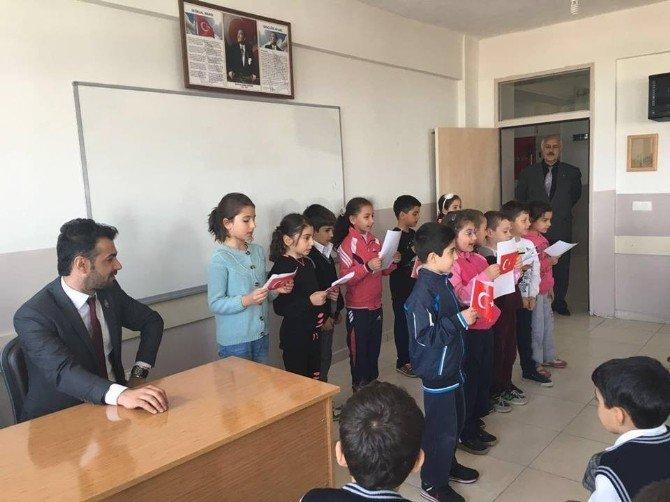 Muşlu Öğrencilere 'Şehit Ve Gazilik' Anlatıldı