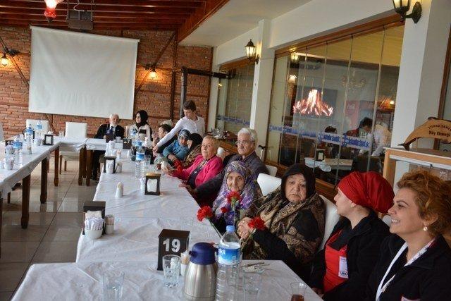 Huzurevi Sakinleri Yaşlılar Haftasında Gönüllerince Eğlendi