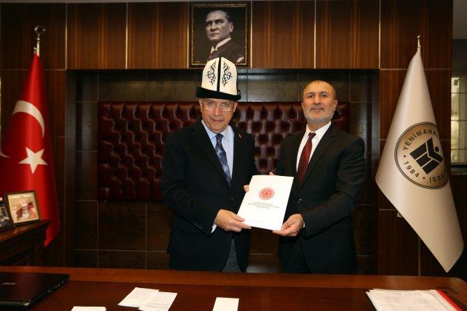 Başkent Platformu, Yenimahalle Belediye Başkanı Yaşar'ı ziyaret etti