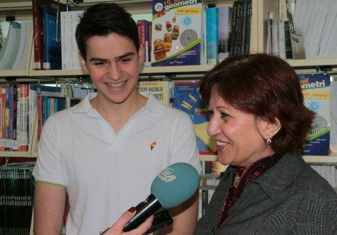 YGS Türkiye Birincisi Ve Altıncısı Ankara'dan Çıktı