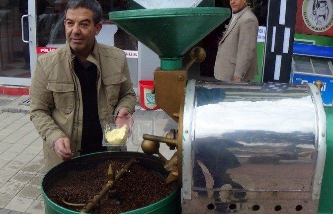 Türk Kahvesinde Tereyağı Lezzeti