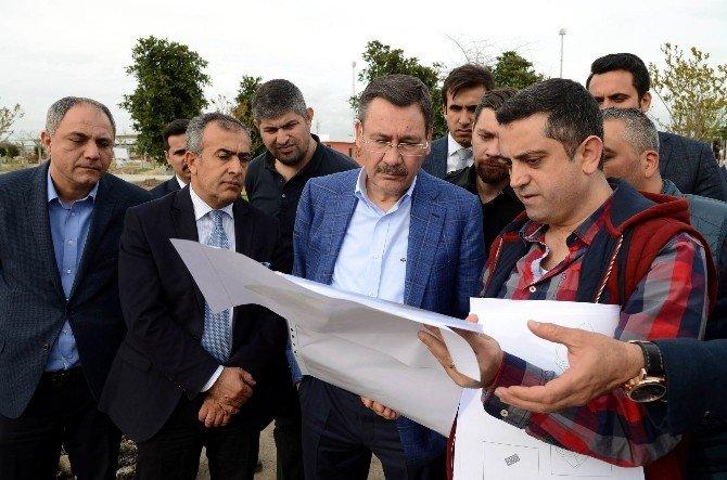 Başkan Gökçek EXPO 2016 Antalya'yı Gezdi