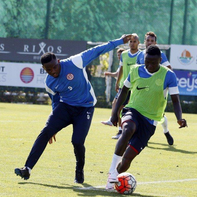 Antalyaspor'da ETO'o Hırs Küpü